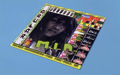 M.I.A. «Arular»