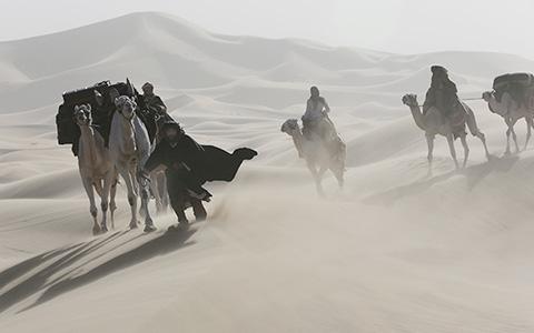«Королева пустыни»
