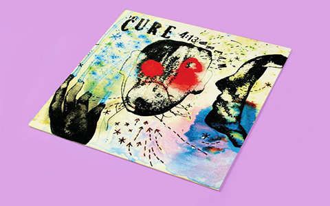 The Cure «4:13 Dream»