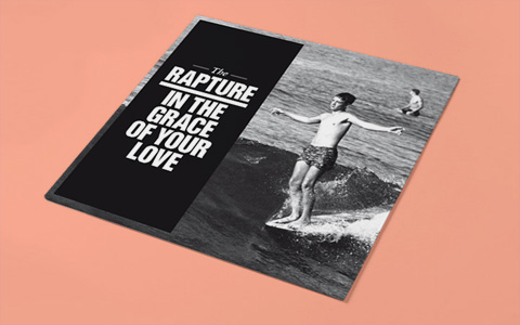 The Rapture «In the Grace of Your Love»