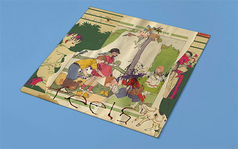 Animal Collective «Feels»