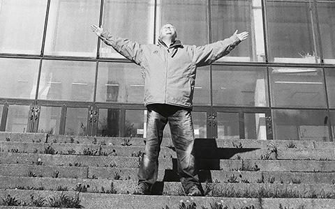 «Меня торкает солнечный свет»: Алексей Вишня на фестивале «Боль»