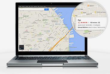 Новые Google Maps с панорамами московских кафе, диктофон Recordium, «Википедия» о местах поблизости, «Звездные войны» для айпэда и другие открытия