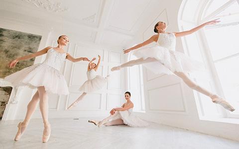 Cinq Ballet: балерины идут в малый бизнес