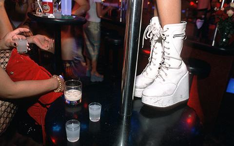 Одна ночь танцовщицы гоу-гоу в Бангкоке