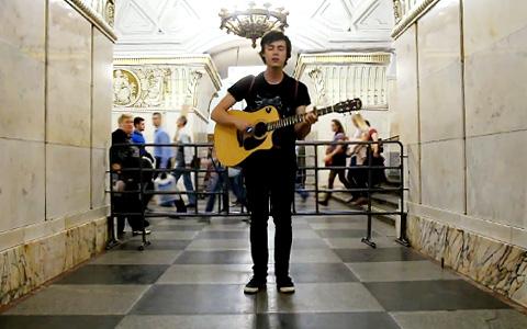 Премьера клипа Антона Маскелиаде «Come On»