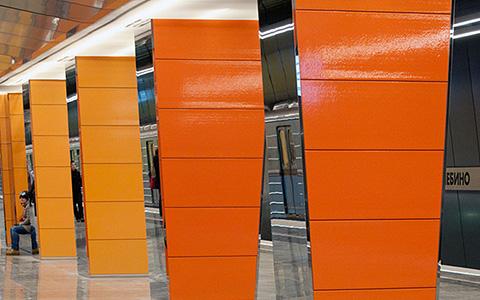 Архитектор «Жулебино» о станциях на окраинах, зеркалах и инстаграм-эпидемии