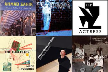Лучшие электронные, металлические, джазовые, этнические и академические альбомы
