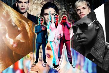 Depeche Mode, Placebo, Р.Келли, Chromatics, Major Lazer и другие