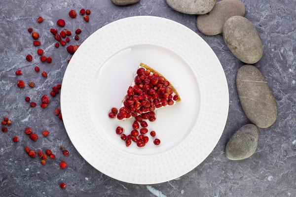 земляничный пирог (990 р.)