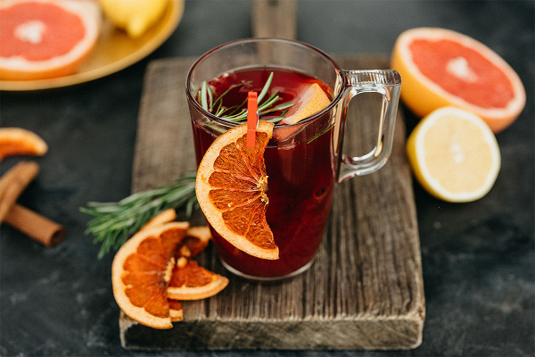 чай «Вишня-грейпфрут» (319 р.)