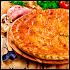 """Ресторан Осетинские пироги №1 - фотография 3 - Фирменный пирог """"Жульен""""- классический вкус в нежнейшем тесте."""