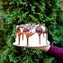 Ресторан Teabakery - фотография 25 - Шоколадно-карамельный торт