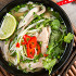 Ресторан NVB - фотография 2 - Фо Га - традиционный вьетнамский суп с курицей и рисовой лапшой