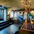 Ресторан Ozz - фотография 3 - Граффити с Реем Чарльзом
