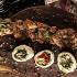 Ресторан Джонджоли - фотография 5 - Шашлык из куриного бедра