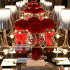 "Ресторан Potel & Chabot - фотография 2 - Ужин на 400 человек - ""Cartier. Инновации XX века"" - Москва"