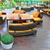 Ресторан Галерея - фотография 7 - терраса