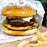 Ресторан Fat Cat - фотография 24 - ливер бургер с имбирным маслом Ги и паштетом из репы