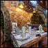 Ресторан Водопад - фотография 4 - Столик для романтического ужина.