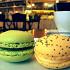 Ресторан Волконский - фотография 4 - Макарони: фисташковый и с маракуйей