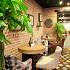 Ресторан Saperavi Café - фотография 7 - некулящий зал