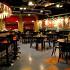 Ресторан 1000 миль - фотография 12 - большой зал, центровой бар на два зала