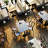Ресторан Eat & Talk. В саду - фотография 11