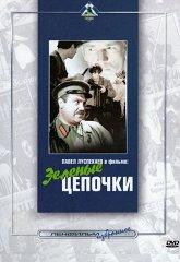 Постер Зеленые цепочки