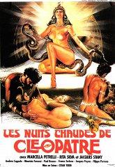 Постер Эротические сны Клеопатры
