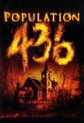 Постер Население 436