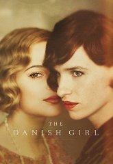 Постер Девушка из Дании