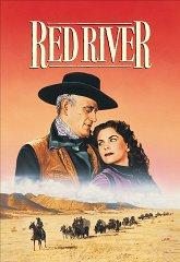 Постер Красная река