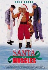 Постер Силач Санта Клаус