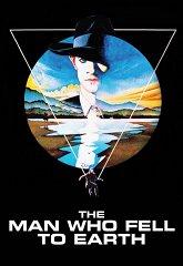 Постер Человек, который упал на Землю
