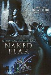 Постер Голый страх