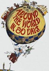 Постер Вокруг света в 80 дней