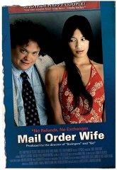 Постер Жена по почте
