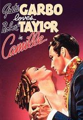 Постер Дама с камелиями