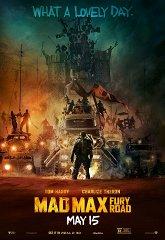 Постер Безумный Макс: Дорога ярости