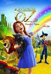 Постер Оз: Возвращение в Изумрудный город