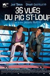 Постер 36 видов с пика Сен-Лу