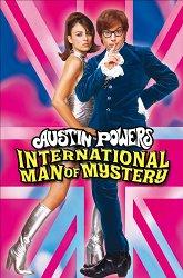 Постер Остин Пауэрс: Международный человек-загадка