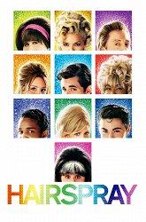 Постер Лак для волос