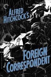 Постер Иностранный корреспондент