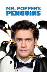 Постер Пингвины мистера Поппера