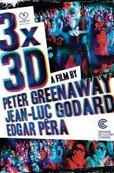 Постер 3x3D