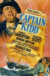 Постер Капитан Кидд