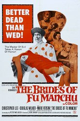 Постер Невесты Фу Манчу
