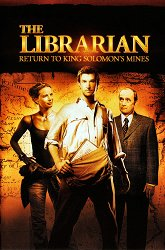 Постер Библиотекарь-2: Возвращение в копи Царя Соломона